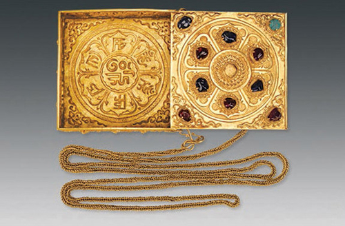 Hộp nữ trang mạ vàng- quà tặng mạ vàng cao cấp mà bạn nên lựa chọn