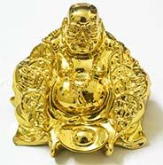 tượng phật mạ vàng