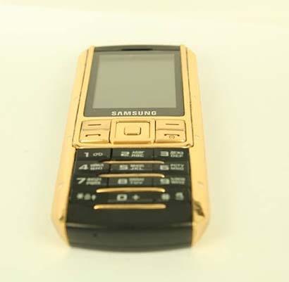 Mạ vàng điện thoại Samsung