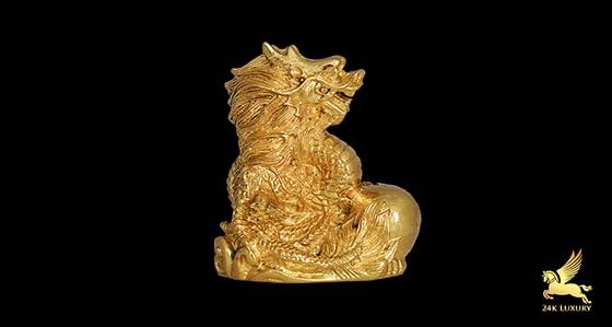 12 con giáp dát vàng