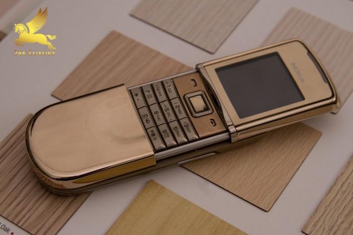 Dien thoại 8800 dat vang tại Vina Gold Art