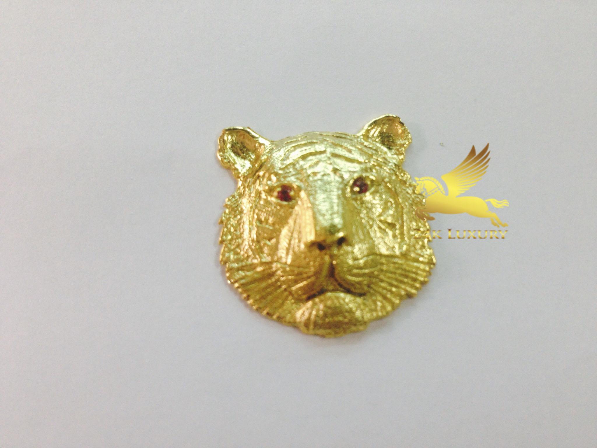 Hổ mạ vàng là biểu tượng của vẻ đẹp và sức mạnh