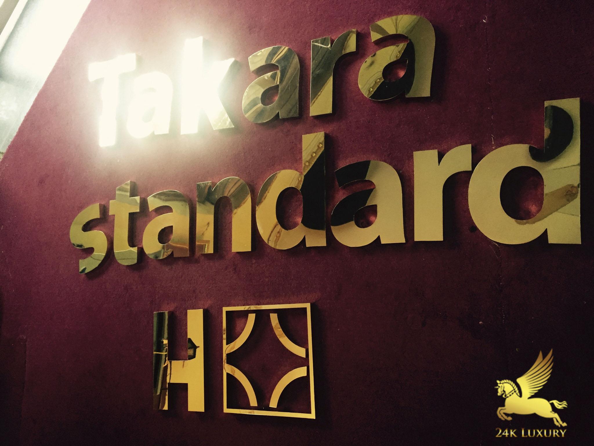 Bộ chữ Takara standard là một thương hiệu của các sản phẩm nội thất nhà bếp xuất xứ từ Nhật